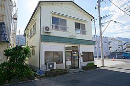 神奈川県足柄下郡湯河原町土肥5丁目の賃貸アパートの外観