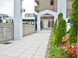 大阪府枚方市津田駅前2丁目の賃貸マンションの外観