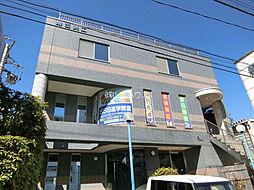 埼玉県北足立郡伊奈町栄4丁目の賃貸マンションの外観