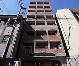 京都府京都市中京区龍池町の賃貸マンションの外観