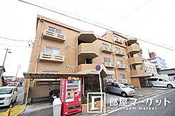 愛知県豊田市東梅坪町9丁目の賃貸アパートの外観
