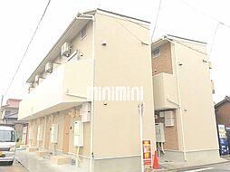 愛知県名古屋市南区本城町2丁目の賃貸アパートの外観