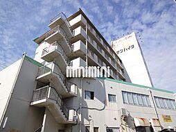 津島サンハイツ[4階]の外観