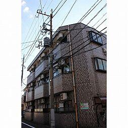 東京都足立区東和1の賃貸マンションの外観