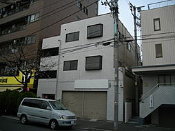 東京都江戸川区新堀2丁目の賃貸アパートの外観
