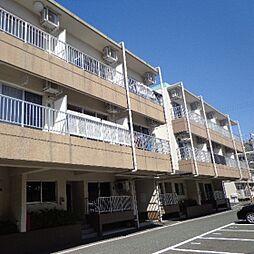 静岡県浜松市中区上浅田2丁目の賃貸マンションの外観