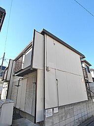 埼玉県朝霞市三原5丁目の賃貸アパートの外観