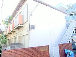 メゾンミンミン[2階]の外観