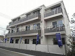 香川県高松市三名町の賃貸マンションの外観