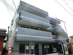 埼玉県さいたま市桜区西堀7丁目の賃貸マンションの外観