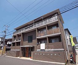 京都府京都市中京区西ノ京内畑町の賃貸マンションの外観