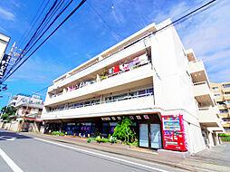 清瀬シティハイム[3階]の外観