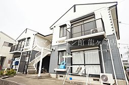 飯野ハイツB[102号室]の外観