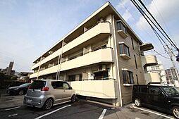 広島県広島市安佐南区西原4の賃貸マンションの外観