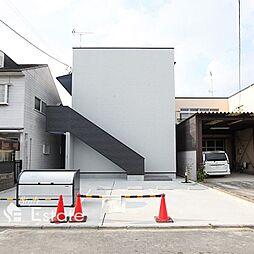 愛知県名古屋市中村区猪之越町1丁目の賃貸アパートの外観