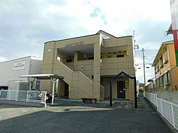 福岡県北九州市八幡西区本城学研台1の賃貸アパートの外観