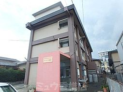 福岡県福岡市東区和白丘2丁目の賃貸マンションの外観