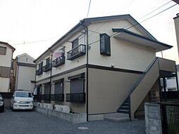 東京都江戸川区南篠崎町4丁目の賃貸アパートの外観