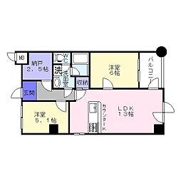 沢ノ町駅 7.4万円