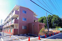 東京都東村山市青葉町3の賃貸マンションの外観