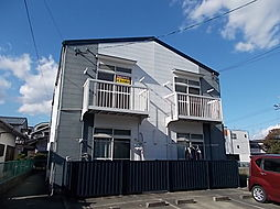 愛知県名古屋市西区山木2の賃貸アパートの外観