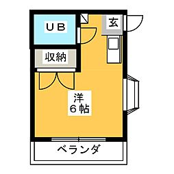 山田駅 2.5万円