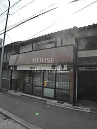 [一戸建] 京都府京都市下京区大宮2丁目 の賃貸【/】の外観