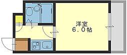 高井田ル・グラン[503号室]の間取り