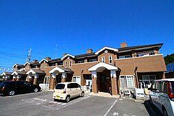 コウジィコート I・II番館[1階]の外観