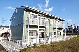 千葉県柏市塚崎の賃貸マンションの外観