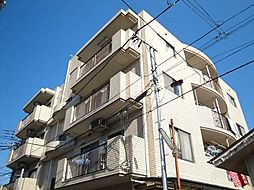 東京都立川市栄町6丁目の賃貸マンションの外観