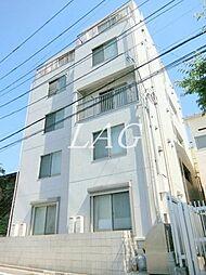 東京都北区田端5丁目の賃貸マンションの外観