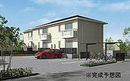 高松琴平電気鉄道琴平線 三条駅 徒歩5分の賃貸アパート