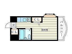 マリオン新宿[3階]の間取り