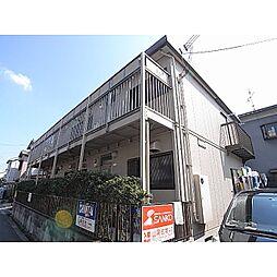 奈良県橿原市川西町の賃貸アパートの外観