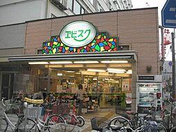 エスリード京都駅前404[4階]の外観