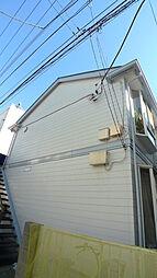 神奈川県川崎市川崎区大島3丁目の賃貸アパートの外観