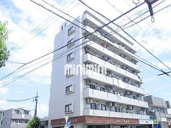 愛知県名古屋市瑞穂区惣作町2丁目の賃貸マンションの外観
