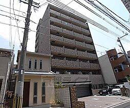 京都府京都市下京区岩上通松原上る吉文字町の賃貸マンションの外観