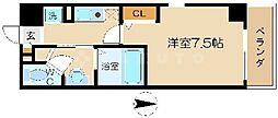 グランドステージ大阪城北[4階]の間取り
