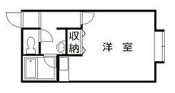 コットンハウス10[2階]の間取り