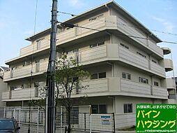 プレステージフジ東貝塚壱番館[302号室]の外観