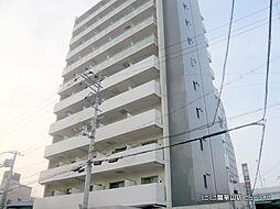 大阪府東大阪市荒本西4丁目の賃貸マンションの外観