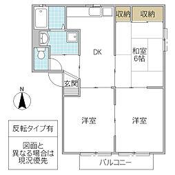 友部駅 4.2万円