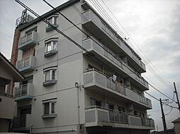 兵庫県姫路市飾磨区今在家6丁目の賃貸マンションの外観