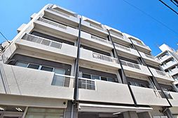 大阪府大阪市阿倍野区文の里1丁目の賃貸マンションの外観