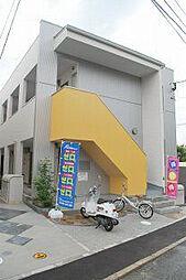 福岡県福岡市城南区別府2丁目の賃貸アパートの外観