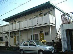 埼玉県さいたま市緑区太田窪1丁目の賃貸アパートの外観