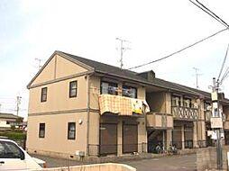 サンプライム阪南[1階]の外観