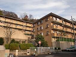 ライオンズマンション山科御陵[1階]の外観